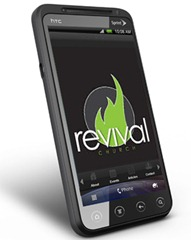 Revival-Church-Android-App