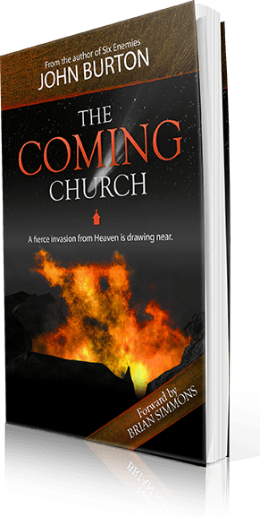The Coming Church by John Burton