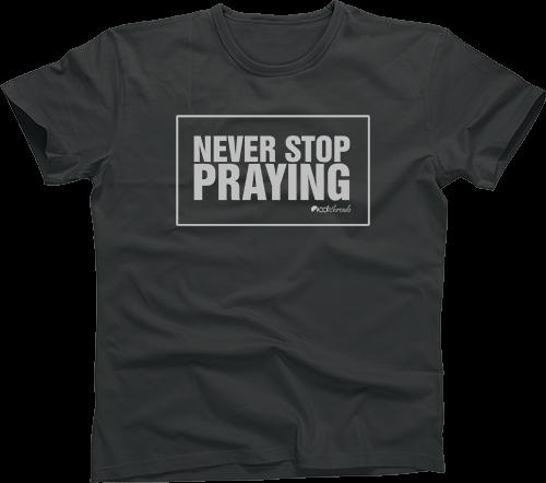 Never Stop Praying - John Burton
