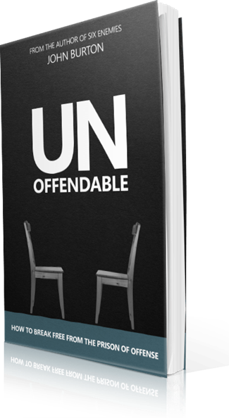 Unoffendable Paperback
