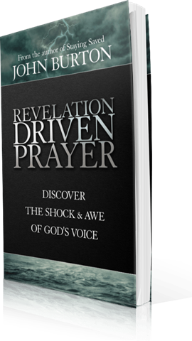 Revelation Driven Prayer Paperback 2018