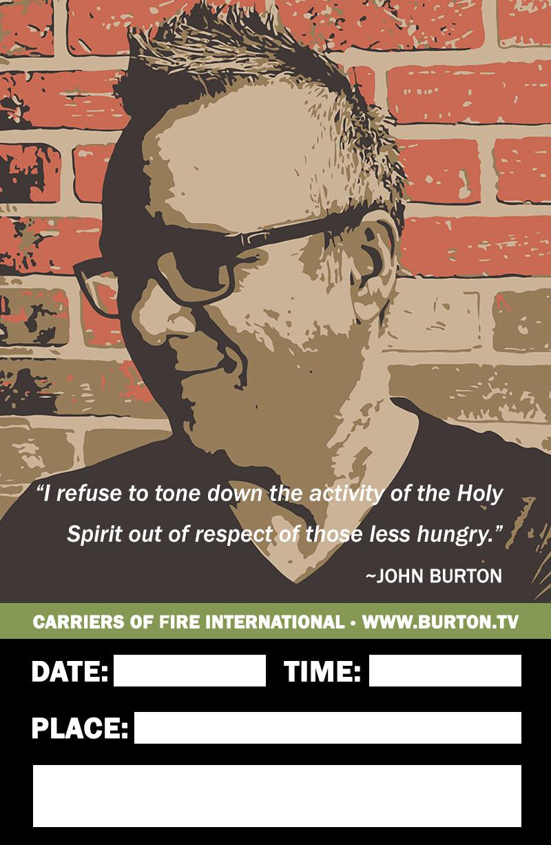 John Burton Ministries