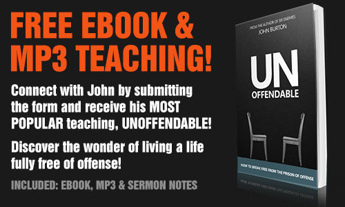 FREE EBOOK & MP3 by John Burton