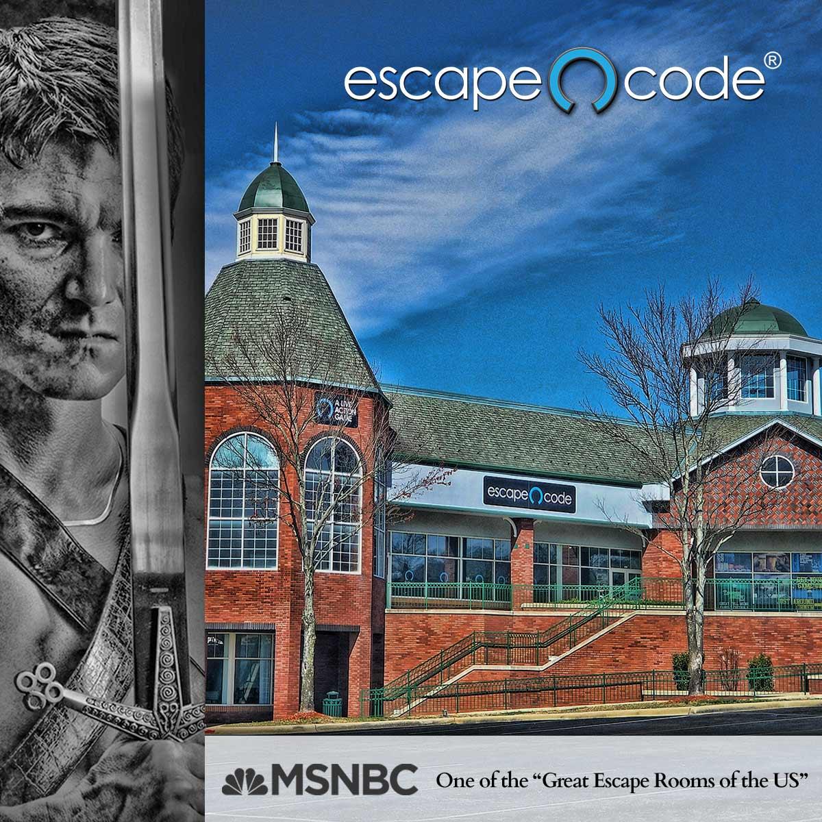 Escape Code Ad 1200x1200