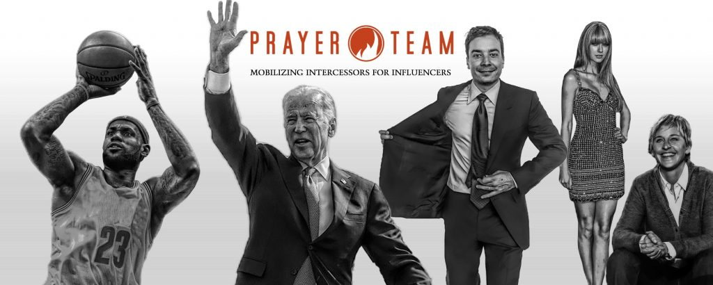 Prayer Team | Intercession for Influencers
