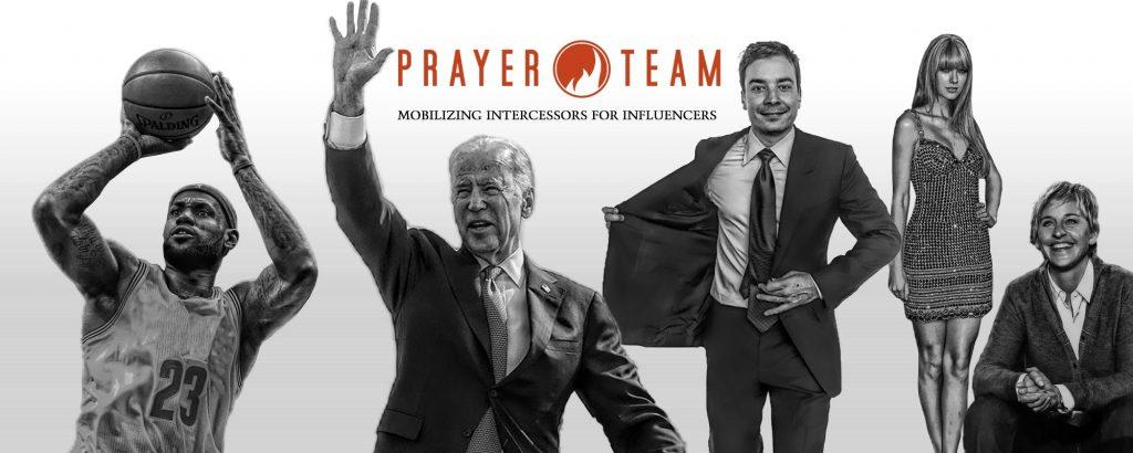 Prayer Team | Intercession for Influencers