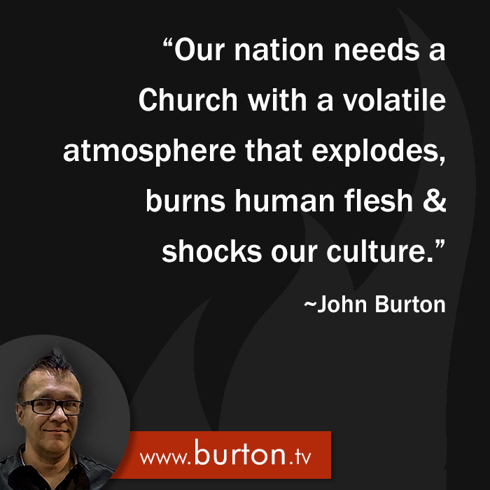 John Burton Quote